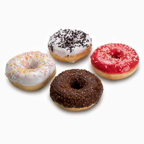 Colour Mix Donuts 57gr - art 42753