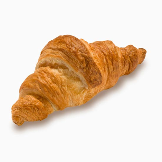 Vegan Croissant with Apricot – 85gr – art D00016